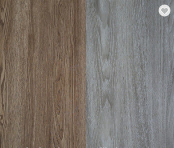 China Wood Look Vinyl Flooring  UV Coating Surface Customized Color Interior Decoration supplier
