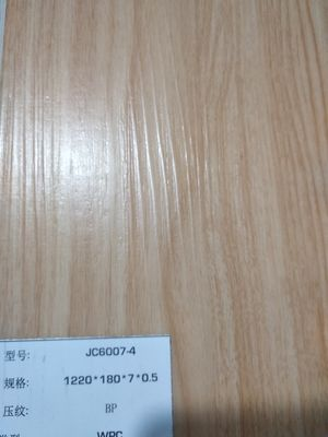 China Wood Plastic Decking Wpc Vinyl Flooring For Residential and Commercial supplier