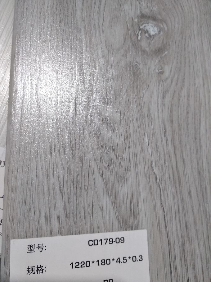 Commercial Vinyl Plank Flooring Luxury Waterproof Fireproof Oem